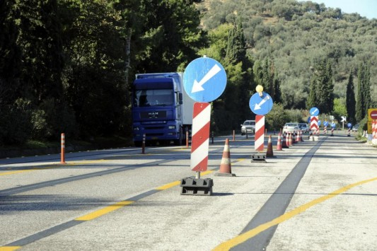 Κλειστός ο αυτοκινητόδρομος από Στέρνα μέχρι Τρίπολη το βράδυ της Τρίτης