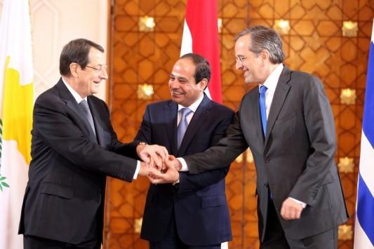 Το παρασκήνιο από τη Σύνοδο Κορυφής στο Κάϊρο και οι σημαντικές εξελίξεις για την οριοθέτηση της ΑΟΖ - Περιμένουν να αντιδράσει η Τουρκία