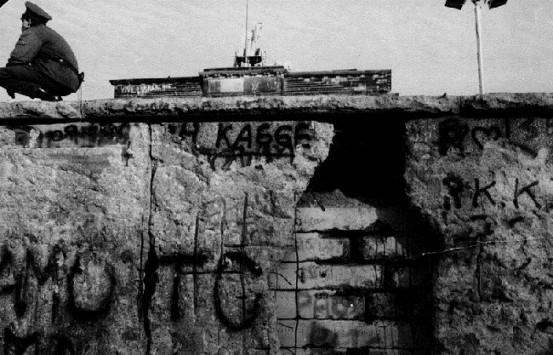 25η επέτειος από την πτώση του Τείχους του Βερολίνου
