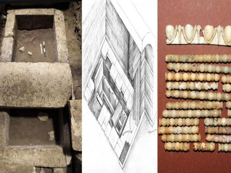 Αμφίπολη: Ιστορική ανακάλυψη! Βρέθηκε ο τάφος και ο σκελετός του νεκρού! Παραμιλάει όλος ο κόσμος!