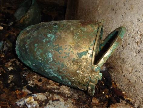 Άνδρας της εποχής του Μ. Αλεξάνδρου στον ασύλητο τάφο της Βεργίνας!