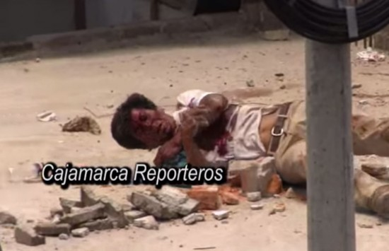 Video σοκ: Η αστυνομία σκοτώνει on camera πολίτη για να κατασχέσει το σπίτι του!