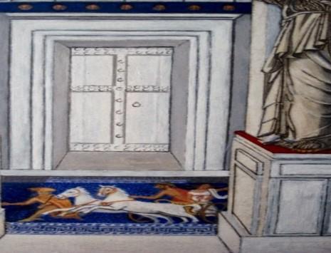 Αμφίπολη: Νέο σκίτσο της πύλης των Καρυάτιδων λίγο πριν την ανακοίνωση του υπουργείου! (ΦΩΤΟ)