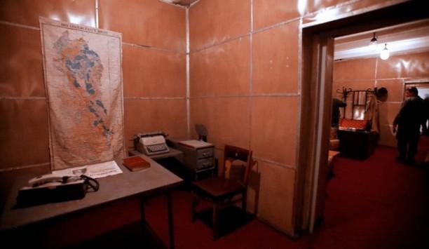 Το απίστευτο πυρηνικό καταφύγιο του Χότζα στην Αλβανία