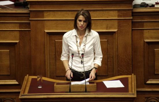 Η ανεξάρτητη Κ. Μάρκου ψηφίζει Δήμα για Πρόεδρο Δημοκρατίας