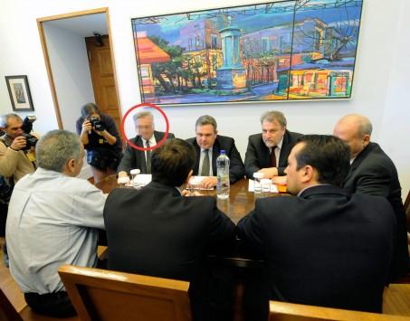 Γιώργος Αποστολόπουλος: Άνθρωπος και του Γιώργου Παπανδρέου! Ποιός είναι