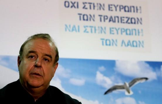 Χιονοστιβάδα εξελίξεων από τις καταγγελίες Χαϊκάλη - Μήνυση από τον Αντώνη Σαμαρά για τα όσα είπε ο βουλευτής στο Mega