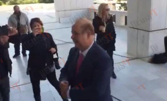 Έφτασε ο Χαϊκάλης στον εισαγγελέα - Δεν θα καταθέσει σήμερα ο Καμμένος!