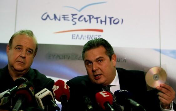 Στον εισαγγελέα Χαϊκάλης και Καμμένος - Εκ διαμέτρου αντίθετα όσα κατέθεσε ο Αποστολόπουλος