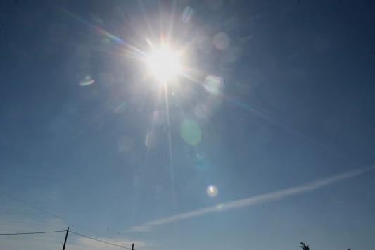 Ανεβαίνει η θερμοκρασία την Τρίτη - Αναλυτική πρόγνωση
