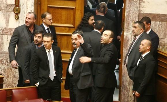 Ομαδική αίτηση αποφυλάκισης από τους βουλευτές της Χρυσής Αυγής