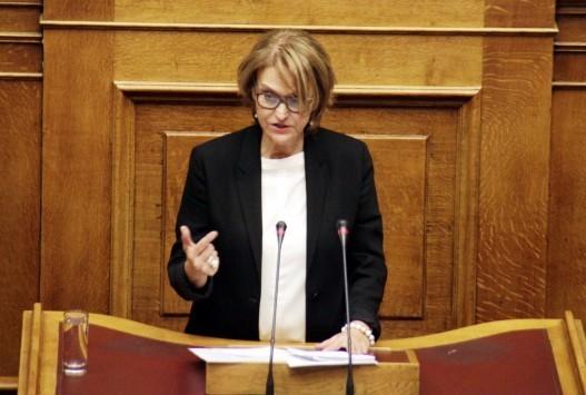 Μαρία Ρεπούση: Δεν θα είμαι υποψήφια