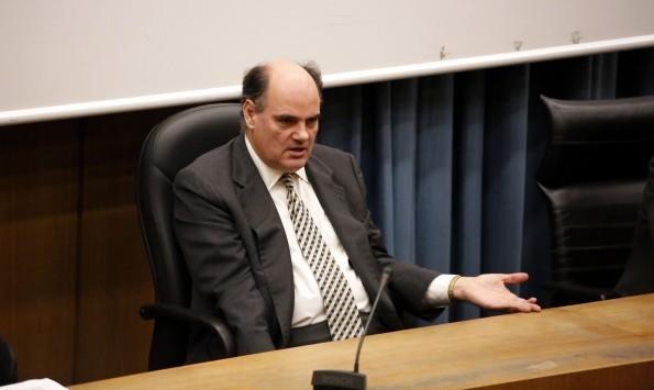 Επικεφαλής του ψηφοδελτίου Επικρατείας της Ν.Δ. ο Θεόδωρος Φορτσάκης