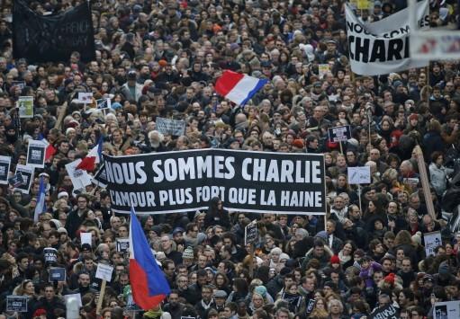 Μεγαλείο! 3,7 εκατ. Γάλλοι έγραψαν ιστορία κατά της τυφλής βίας και της τρομοκρατίας – Το Παρίσι πρωτεύουσα του κόσμου