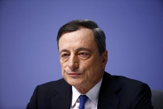 Ντράγκι: Τον Ιούλιο και αν η Ελλάδα έχει αποπληρώσει τα ομόλογα που λήγουν τότε θα μπεί στο πρόγραμμα της ΕΚΤ!