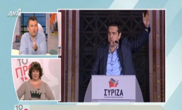 VIDEO | Γιώργος Λιάγκας: «Ο Τσίπρας ήταν τελείως Ανδρέας Παπανδρέου»