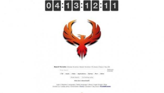 Το Pirate Bay επιστρέφει ανανεωμένο!