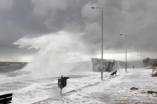 Έρχεται σαρωτική ανεμοθύελλα! Άνεμοι μέχρι 11 μποφόρ στο Αιγαίο - Ποιες περιοχές θα βρεθούν στο έλεος της κακοκαιρίας