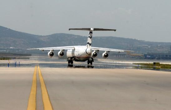 Περιπέτεια στον αέρα σε πτήση για τη Λέσβο λόγω ανέμων