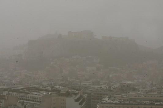 Πάλι θα μας πνίξει η σκόνη - Αναλυτική πρόγνωση του καιρού