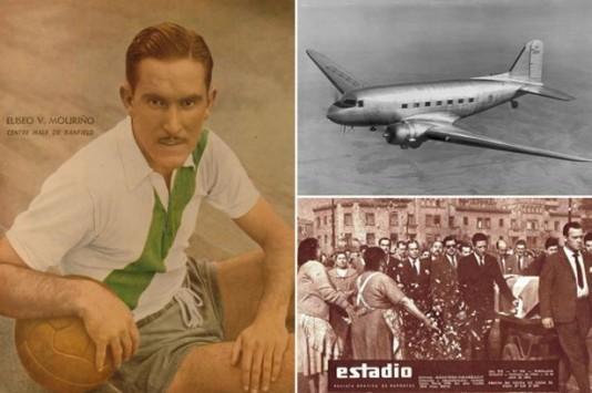Η ποδοσφαιρική τραγωδία της Χιλής: Βρήκαν συντρίμμια και οστά της μοιραίας πτήσης του 1961