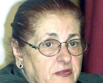 Πέθανε η Μαρία Κυπριωτάκη – Περάκη