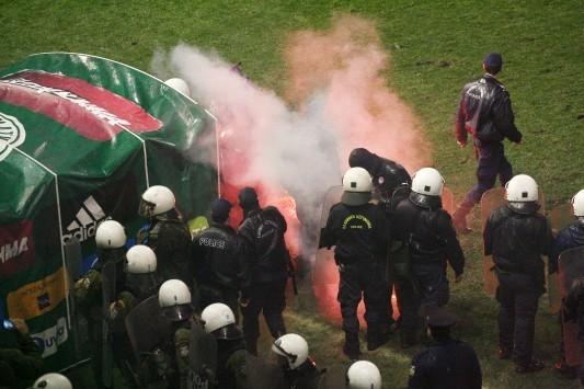 Κίνδυνος αφαίρεσης βαθμών απ'τον Παναθηναϊκό! Κατάθεση Κασάμι στην αστυνομία