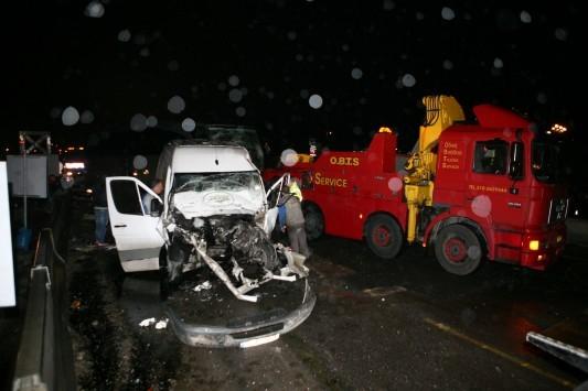 Καλαμπάκα: Τραγωδία με δύο νεκρούς στην άσφαλτο - Σκοτώθηκαν μετά τη νυχτερινό τους έξοδο!