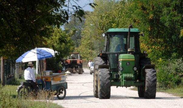 Θεσσαλία: Για ποιο λόγο φαντάζεστε ότι έβαλαν σεκιούριτι οι αγρότες στον Τύρναβο;