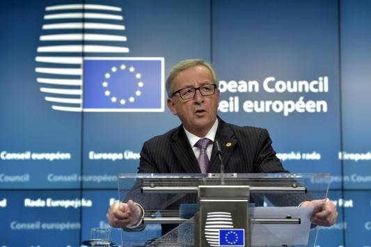 Γιούνκερ: Κονδύλια 2 δισ. στην Ελλάδα από την ΕΕ