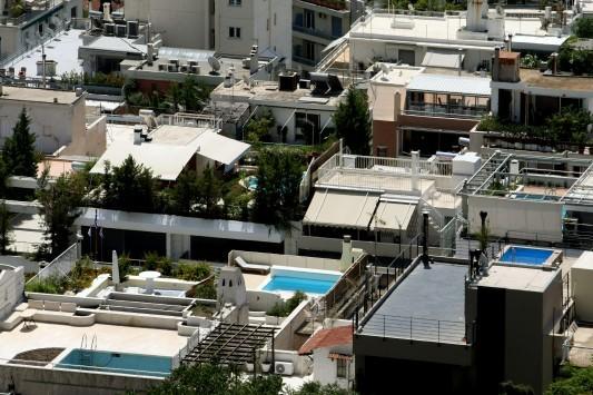 Χαράτσι 350 ευρώ σε 1.000.000 ιδιοκτήτες ακινήτων