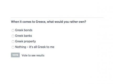 Δημοσκόπηση CNBC: Εσείς ποιο ελληνικό περιουσιακό στοιχείο θα θέλατε;