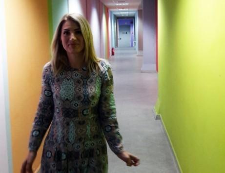 Η Μαρία Ηλιάκη επέστρεψε στον ALPHA!