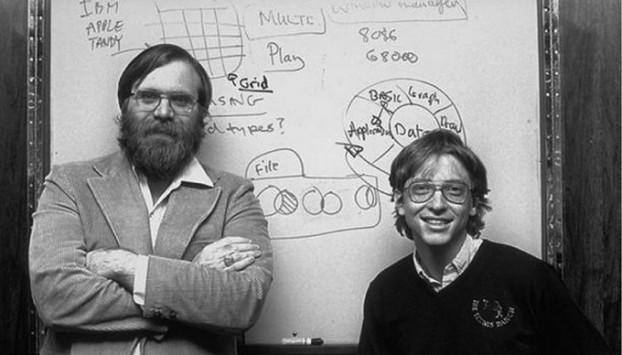 Η Microsoft έγινε 40 χρονών!