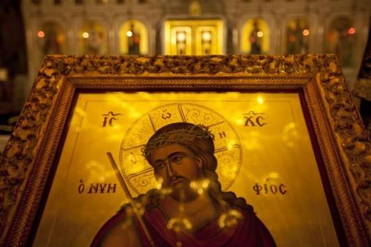 Μεγάλη Δευτέρα: Ξεκινά η εβδομάδα των παθών του Χριστού (Ακολουθία του Νυμφίου)