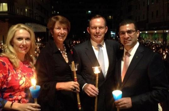 Αυστραλός πρωθυπουργός μιλάει... ελληνικά: Προσευχόμαστε για την Ελλάδα