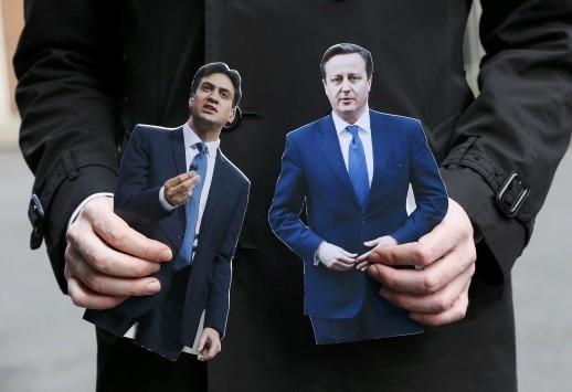 Βρετανία: Μικρό προβάδισμα Κάμερον στην τελευταία δημοσκόπηση