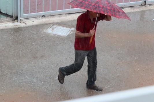 Ανοιξιάτικες μπόρες την Τρίτη - Η πρόγνωση του καιρού
