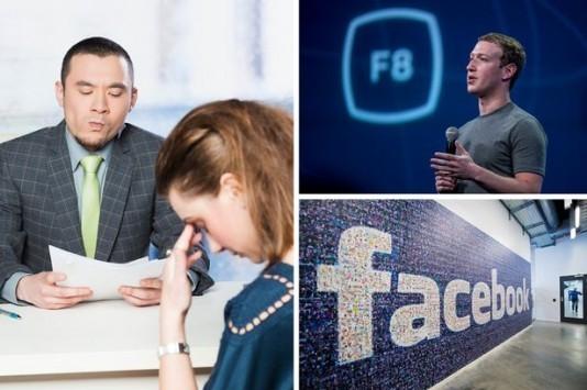 Τι ρωτάει το Facebook τους υποψήφιους του;