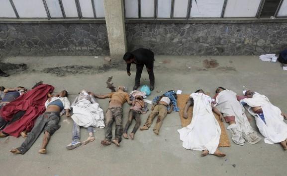Παγκόσμιο σοκ! Πάνω από 2.000 οι νεκροί από τον σεισμό 7,9 Ρίχτερ