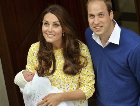 Σιγά μην γέννησε η ίδια η Kate Middleton την μικρή πριγκίπισσα! - Σάλος από θεωρίες συνομωσίας!
