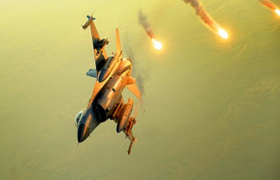 Τουρκικά F16 έφτασαν μέχρι Χίο και Σάμο