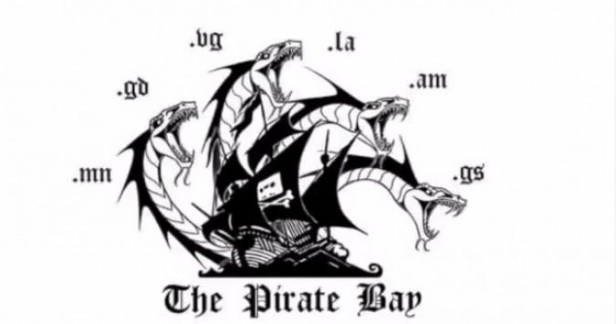 Αυτό είναι το νέο λογότυπο του Pirate Bay
