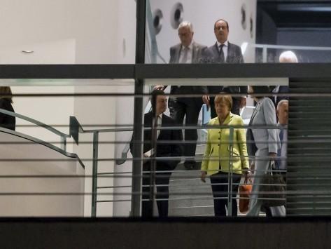 Αποκαλύψεις από Le Monde για την πενταμερή στο Βερολίνο: Υπήρχε σχέδιο συμφωνίας, αλλά το μπλόκαρε το ΔΝΤ – Λευκός καπνός στις 5 Ιουνίου;