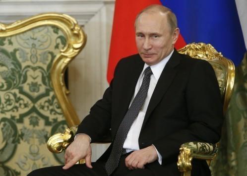 Πούτιν: Κυρίαρχο δικαίωμα του ελληνικού λαού σε ποιες ενώσεις θα συμμετέχει