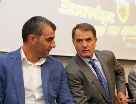 ΑΕΚ: Ξεκαθαρίζει το μέλλον του Δέλλα, συνάντηση με Μπάγεβιτς
