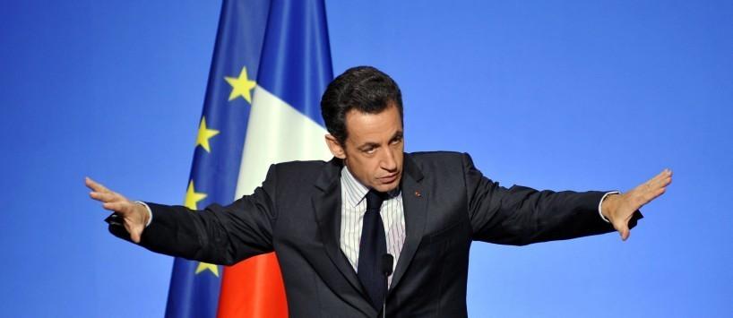 Σαρκοζί για την Ελλάδα: Η χώρα έφτασε πάλι στο μηδέν