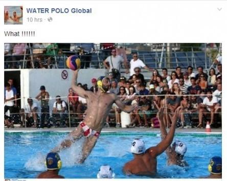 Απίστευτο! Φωτογραφία Ελληνα αθλητή κάνει το γύρο του κόσμου