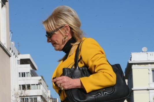 «Κόψτε το τσιγάρο...» η συμβουλή της Φωτεινής Πιπιλή μετά την εισαγωγή της στο νοσοκομείο