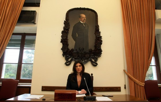 Παρέμβαση Κωνσταντοπούλου: Δεν μπορεί να ακυρωθεί το δημοψήφισμα